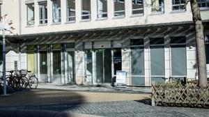 Neuroimaging Center Entrance