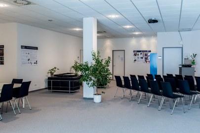 Neuroimaging Centre  Foyer NIC A