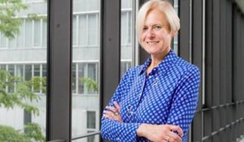 Portrait von Prof. Dr. Katrin Salchert