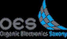 Logo des Industrieclusters Organic Electronics Saxony