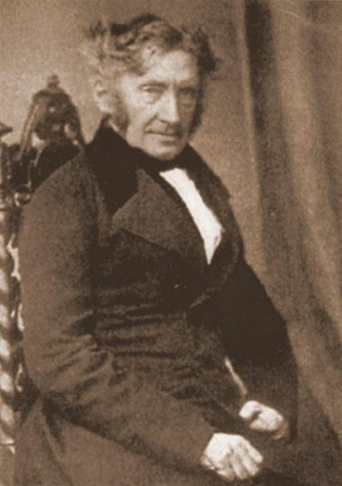Potrait von Ludwig Reichenbach