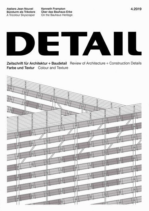 DETAIL_Cover-4.2019_Verwaltungsgebäude in Rouen