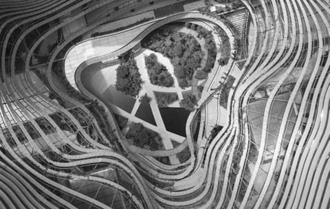 Projekt Marina One Singapur