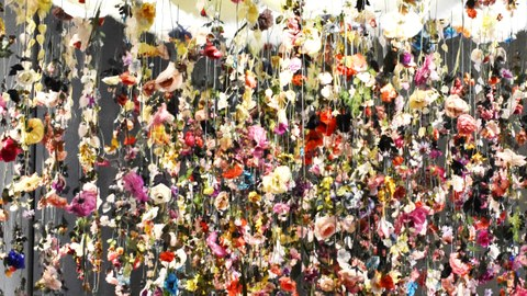 Japanisches Palais, Ausstellungsraum