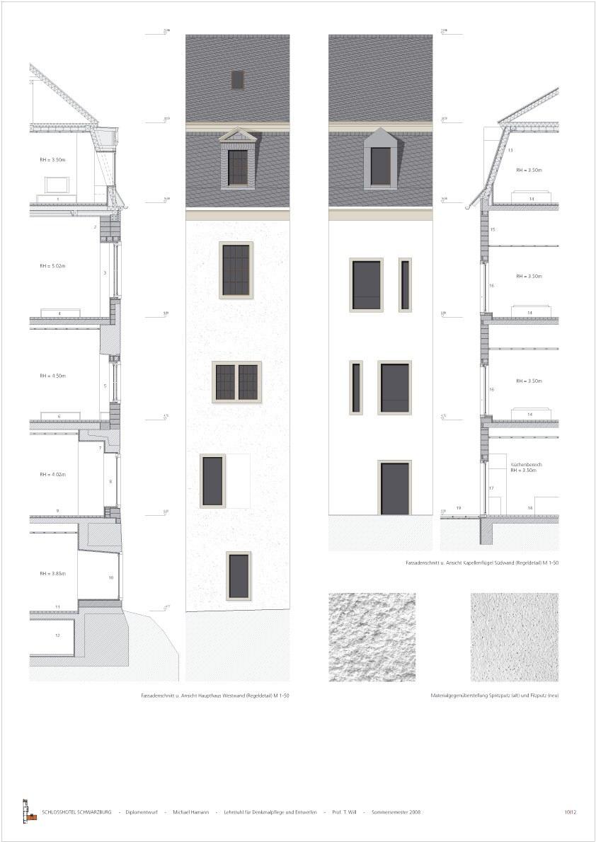 2008s schwarzburg dresden hellerau professur f r for Studium der architektur