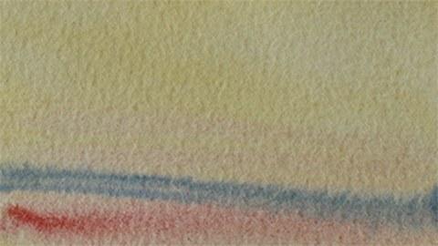 aquarell sand