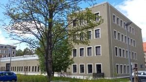 Zentrum für Bauforschung, Schumannstraße in Dresden