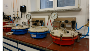Drucktoepfe IBK Labor