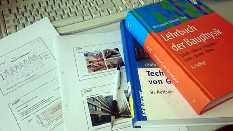 Bauphysik u TGA Bücher