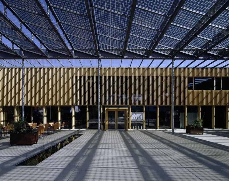 Modul pro wissa institut f r bauklimatik tu dresden for Studium zum architekten