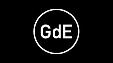 Gde Logo Blk Bkg