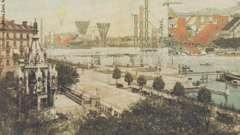 Braghieri Analogous postcards