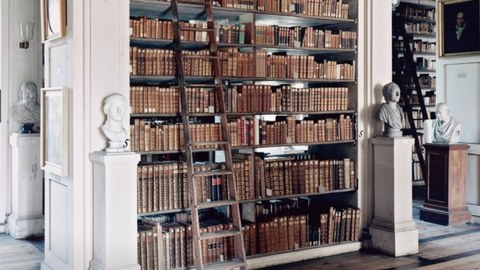 Candida Höfer: Anna Amalia Bibliothek, Weimar 1994