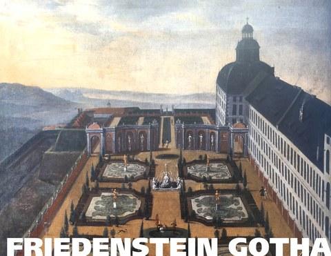 Michael Käseweiß: Ostflügel Schloss Friedenstein, Gotha um 1696