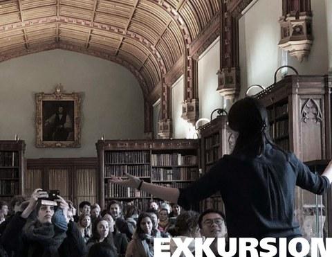 Dr. Henrike Schoper: Exkursion, Cambridge 2019