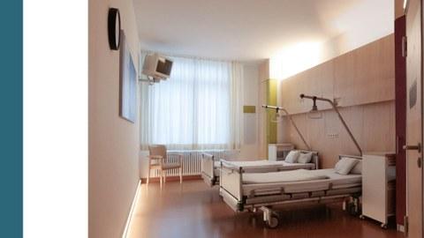 Umgestaltung des Diakonissenkrankenhauses in eine demenzfreundliche Station