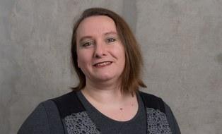 Portrait von Dr. Cornelia Grohmann