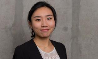 Portrait von Congsi Hou