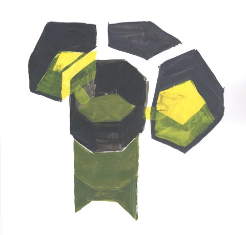 Inken Hamp, Serie Oktogon II