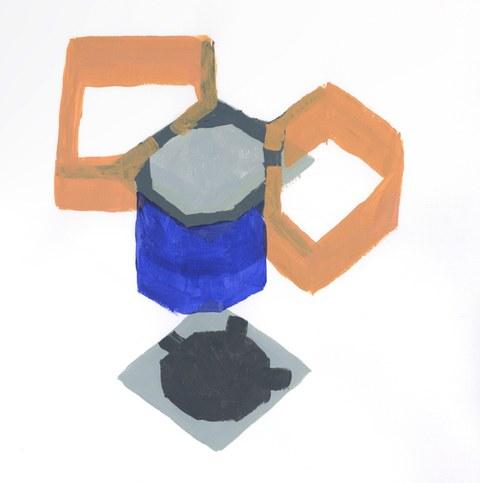 Inken Hamp, Serie Oktogon IV