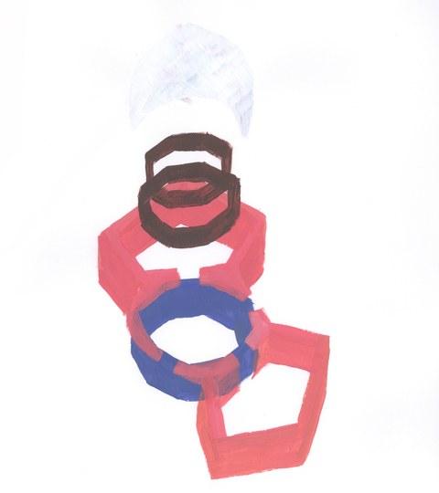 Inken Hamp, Serie Oktogon V