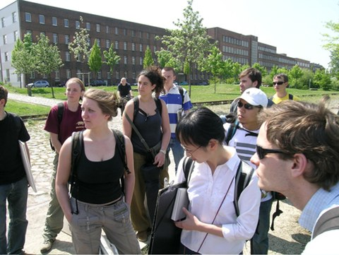 Exkursion Plagwitz Sommersemester 2006