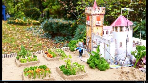 Ritter Knalltsbald und seine Burg Pappenheim