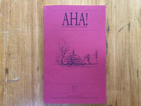 Cover des AHA Nr. 7