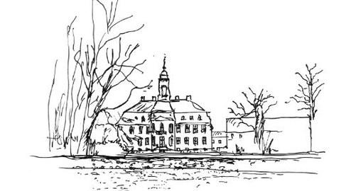 Titelbild des AHA 7 mit Schloss Reinhardtsgrimma