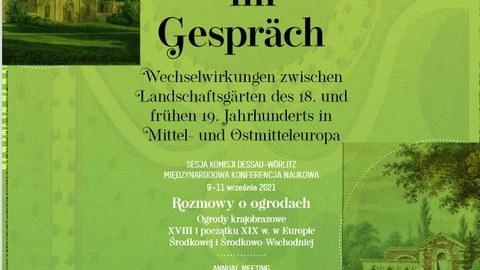 Tagungsposter Wörlitz