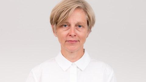 Porträt von Irene Lohaus.