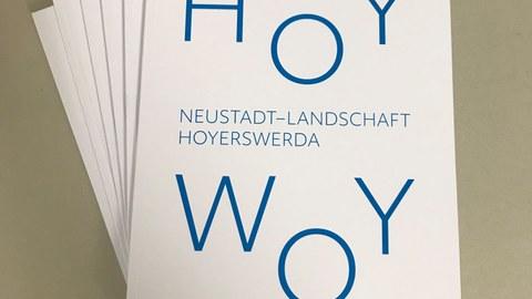 HOYWOY Neustadt-Landschaft Hoyerswerda