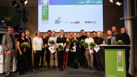 Lenné-Preis 2018