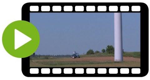 Piktogrammatische Darstellung zur Filmdokumentation der Energiewende