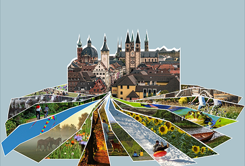 Collage Visualisierungswerkstatt_Meißen