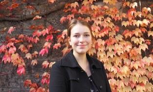 Portraitfoto Vanessa Bornemann