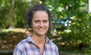 Portraitfoto von Maria Zschorn