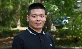 Portraitfoto von Yiheng Xiao
