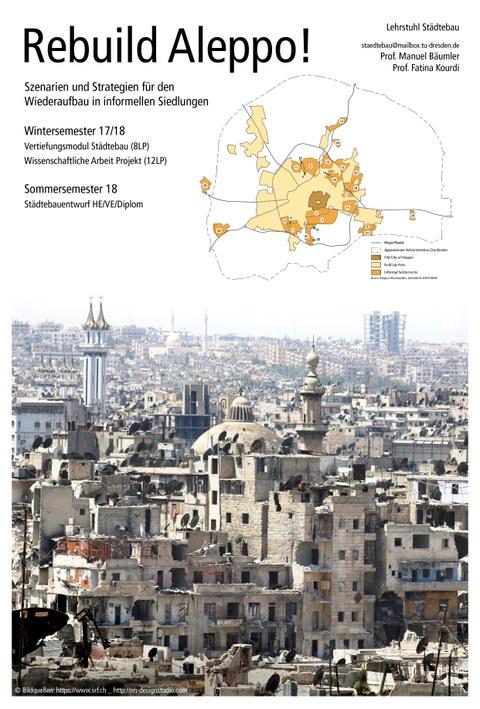 Aleppo Ankündigung