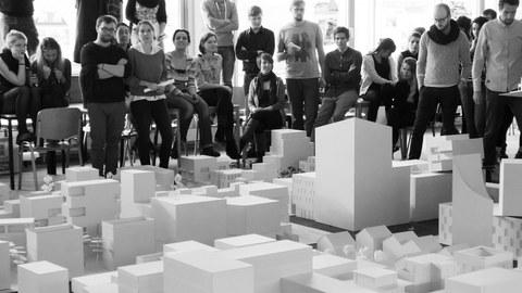 Professur Städtebauliches Entwerfen