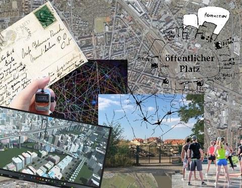 Decoding the city_Bild