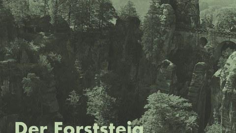 Plakat zur Veranstaltungsreihe Wald und die Termine zu den Veranstaltungen sind angegeben.
