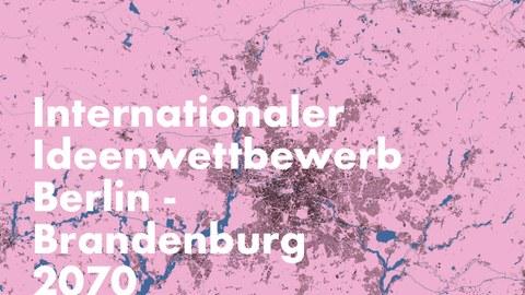 Plakat Berlin Brandenburg 2070