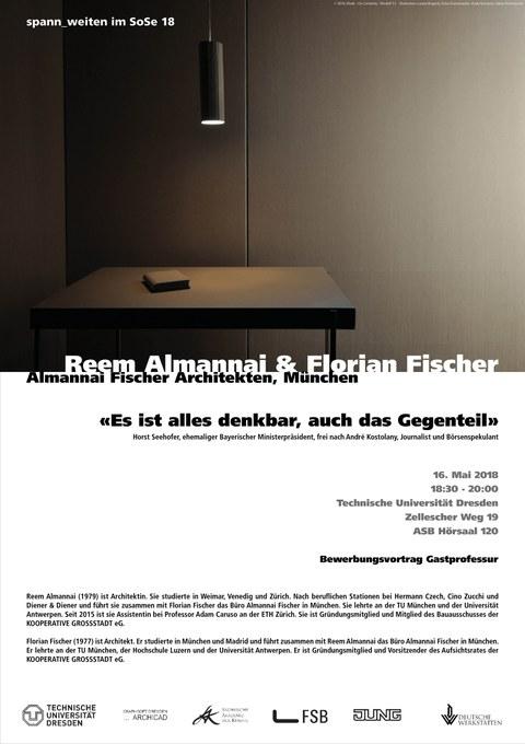 Einladung Almannai Fischer Architekten