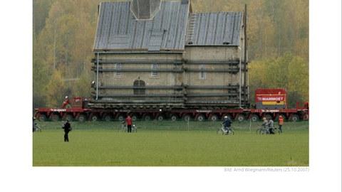 Werkbericht zur Denkmalpflege: Dipl.-Ing. Alf Furkert