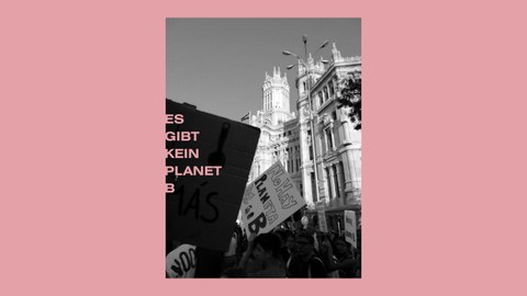 Symbolbild Nachhaltigkeit, Demo, Architketur