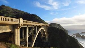 Brücke am Highway 1