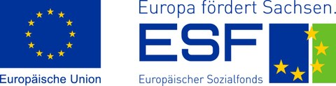 EU ESF Logo