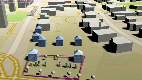 Online-Game Citizen engagement project U_CODE Fritz_Foerster_Platz Dresden