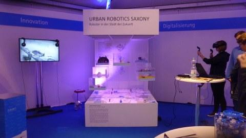 Urban Robotics